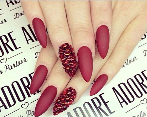 Long-Red-Matte-Nails-with-Crystals1